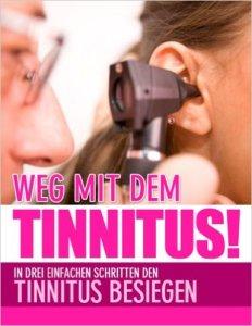 weg mit dem Tinnitus
